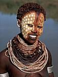 Ethiopian bridal art